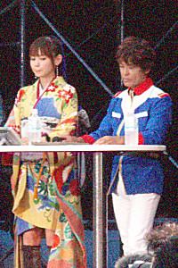 中川翔子と古谷徹