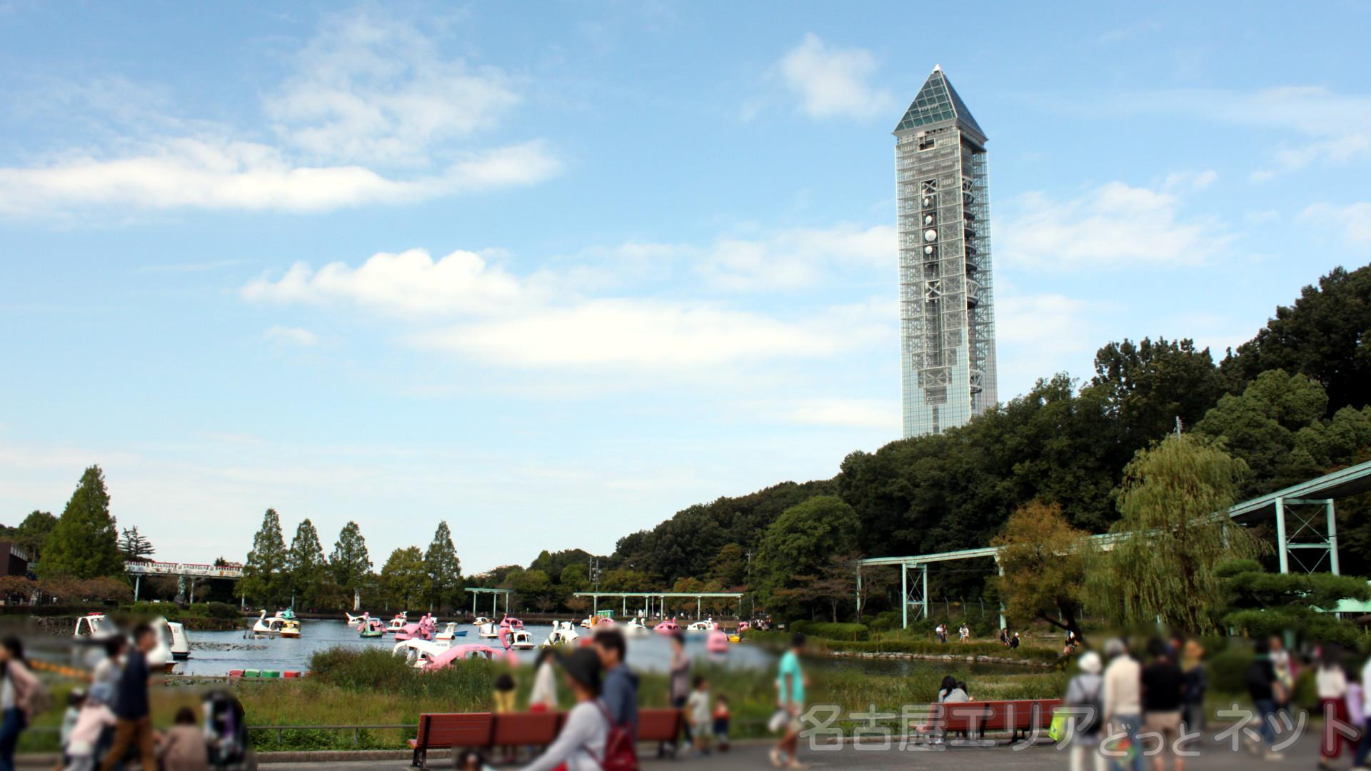 東山動植物園_秋祭り1